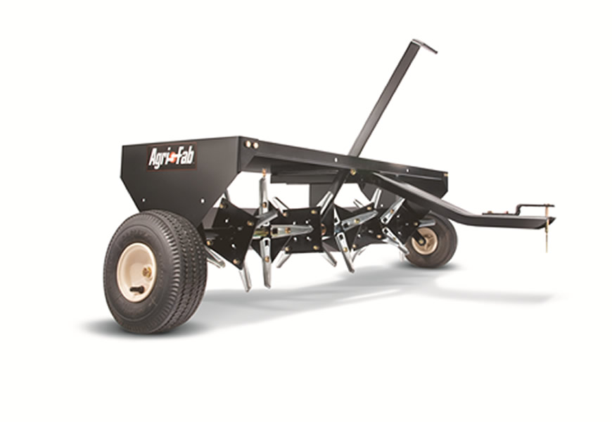Hollow Tine Plug Aerator, sport fields repair, equestrian arenas, hgh traffic areas on lawns, pring treatment of lawns, pre-seeding preparation